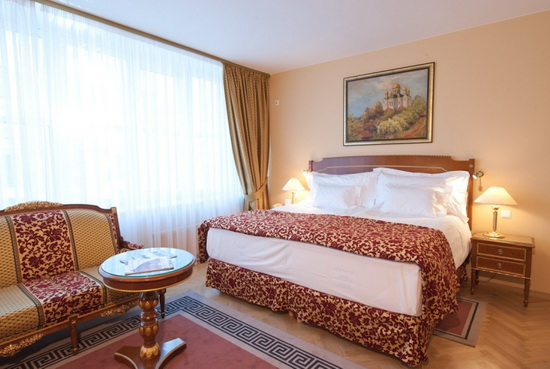 MoskovaHotellitNationalRoom Classic King Size_9