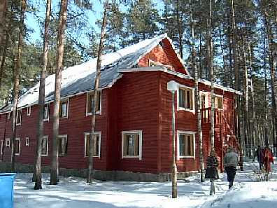 Karjala/Kannas/Hotellit/Sakkola Hot Green Village - 1.jpg